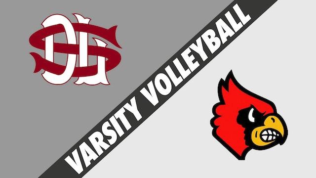 Varsity Volleyball: De La Salle vs Sacred Heart