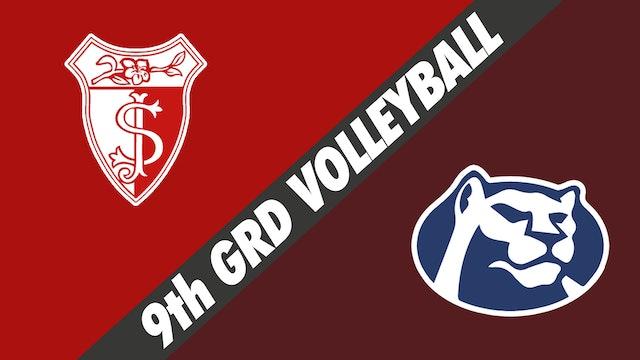 9th Grade Volleyball: St. Joseph's vs St. Thomas More