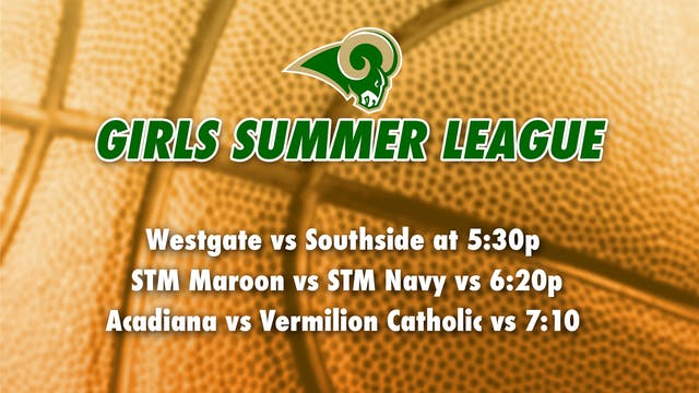 Acadiana Girls Summer League: June 14