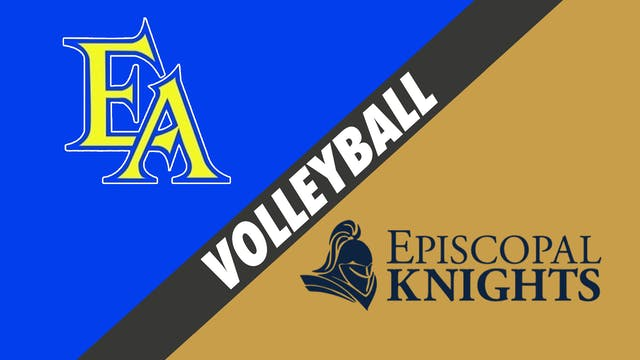 Volleyball: East Ascension vs Episcop...