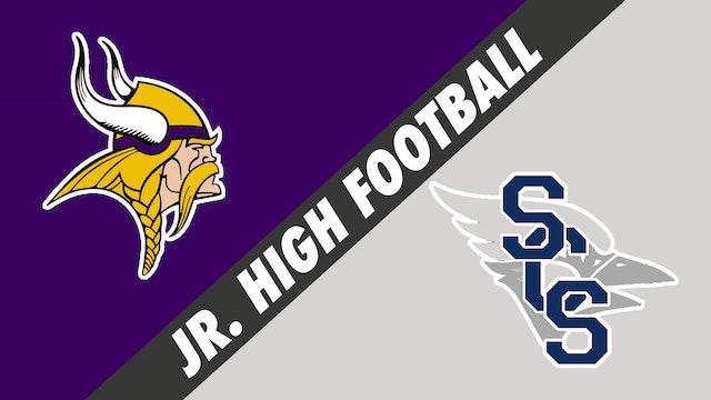 Jr. High Football: Opelousas Catholic vs St. Cecilia