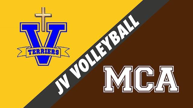 JV Volleyball: Vandebilt vs Mount Carmel