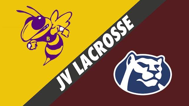 JV Lacrosse: Byrd vs St. Thomas More