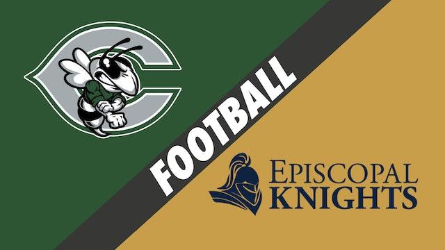 Football: Catholic of Pointe Coupee vs Episcopal of Baton Rouge