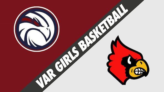 Girls Basketball: Hannan vs Sacred Heart