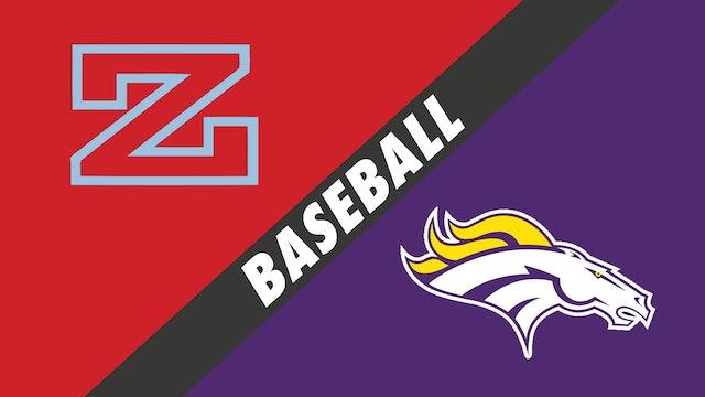 Baseball: Zachary vs Sam Houston