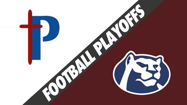 Football Playoffs: Parkview Baptist vs St. Thomas More