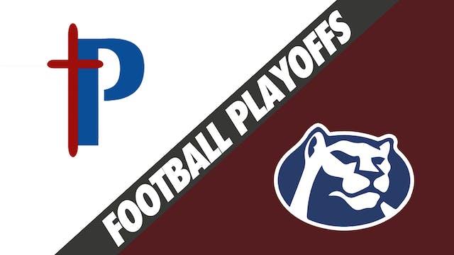 Football Playoffs: Parkview Baptist v...