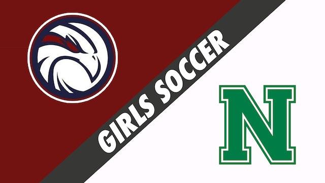 Girls Soccer: Hannan vs Newman