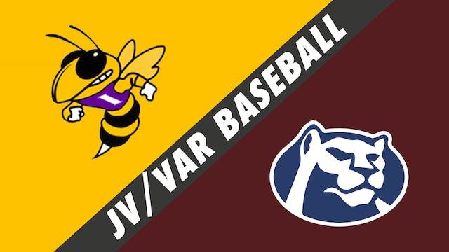 JV & Varsity Baseball Doubleheader: I...