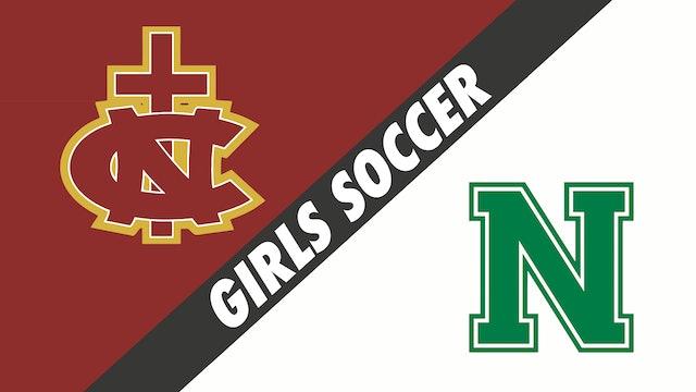 Girls Soccer: Northlake Christian vs Newman