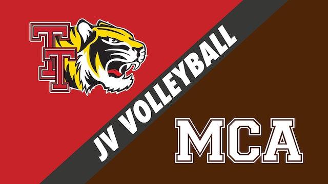 JV Volleyball: Terrebonne vs Mt. Carmel