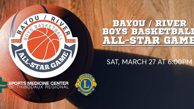 Bayou/River Boys Basketball: All-Star Game
