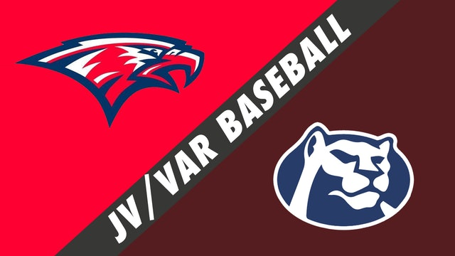 JV & Varsity Baseball Doubleheader: Central Catholic vs St. Thomas More