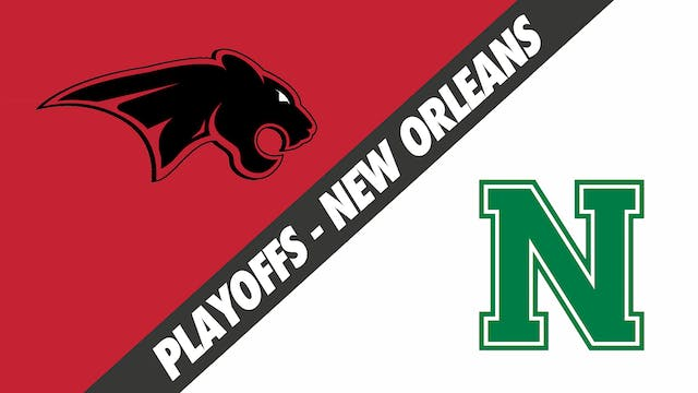 New Orleans Football Playoffs: Cathol...