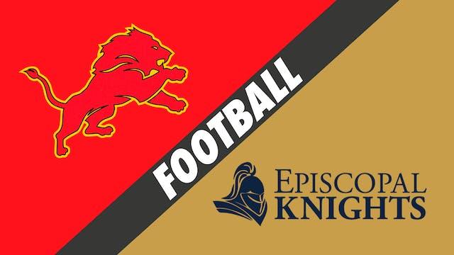 Football: Capitol vs Episcopal School...