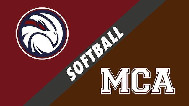 Softball: Hannan vs Mount Carmel