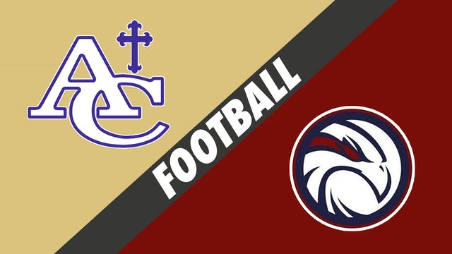 Football: Ascension Catholic vs Hannan