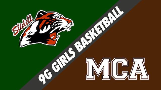 Freshman Girls Basketball: Slidell vs...