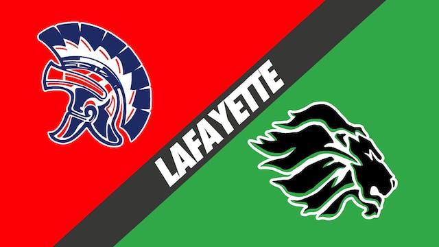Comeaux vs Lafayette