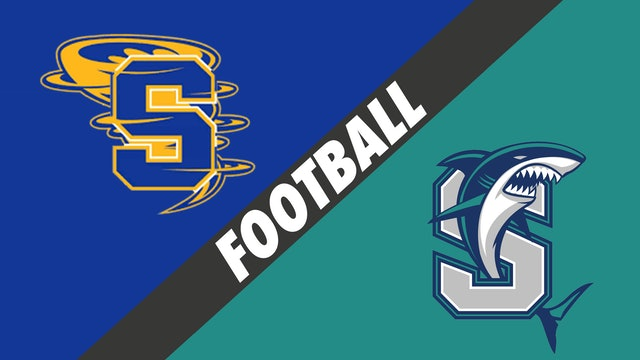Football: Sulphur vs Southside - Part 4
