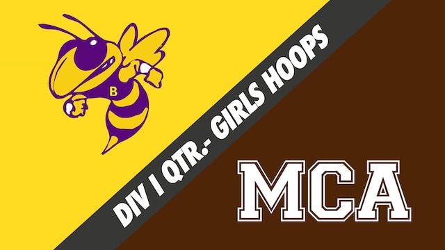 Girls Basketball Div I Quarterfinals:...