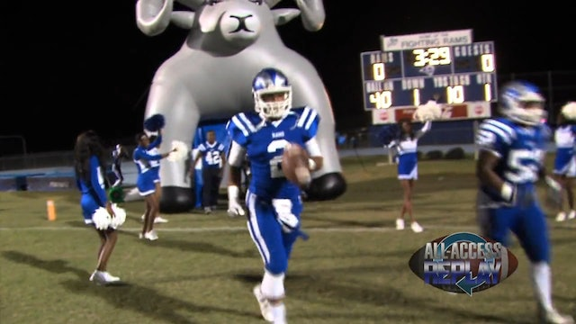 All-Access Replay: S1:E9- St. Charles vs West St. John
