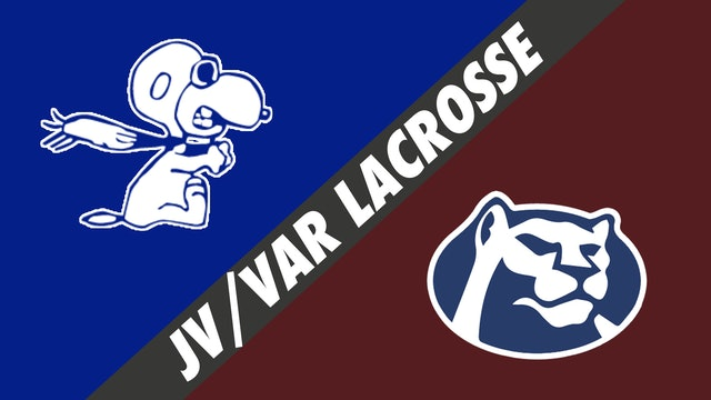 JV & Varsity Lacrosse: Loyola Prep vs St. Thomas More