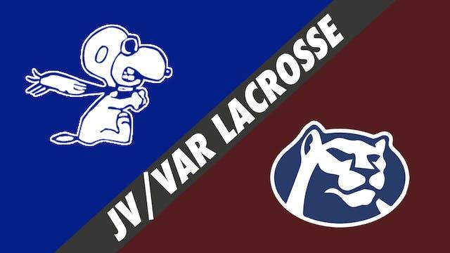 JV & Varsity Lacrosse: Loyola Prep vs...