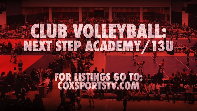 Trailer: An Inside Look at Club Volleyball