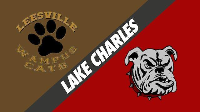 Leesville vs Jennings