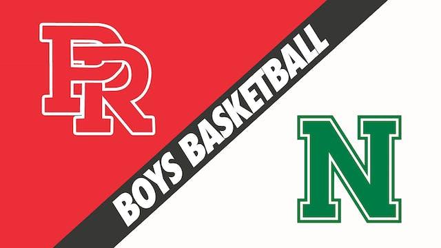 Boys Basketball: Pearl River vs Newman
