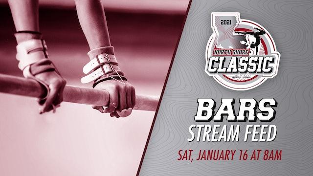 The North Shore Gymnastics Classic: Bars