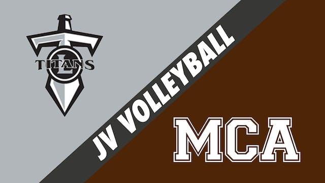 JV Volleyball: Lakeshore vs Mt. Carmel