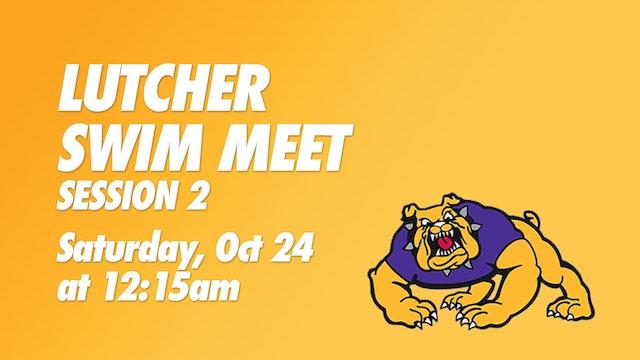 Lutcher Swim Meet- Session 2