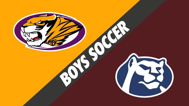 Boys Soccer: Westgate vs St. Thomas More