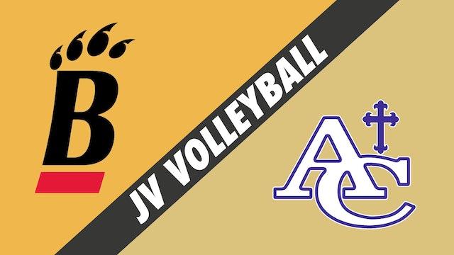 JV Volleyball: Brusly vs Ascension Catholic