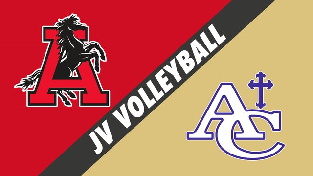 JV Volleyball: Assumption at Ascension Catholic