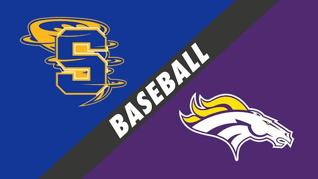 Baseball: Sulphur vs Sam Houston