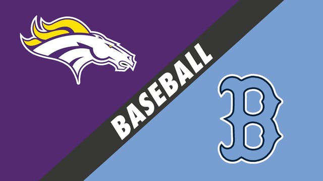 Baseball: Sam Houston vs Barbe