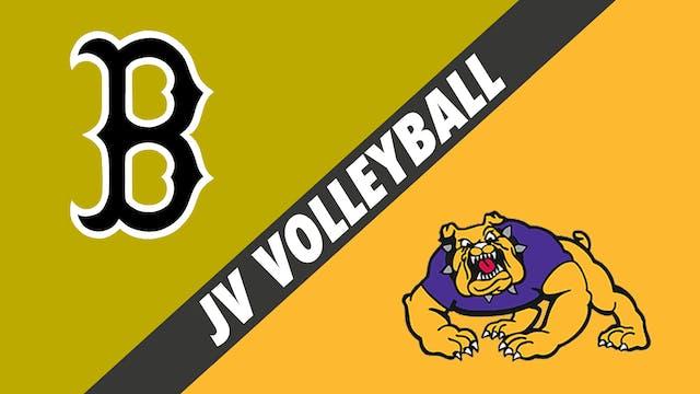 JV Volleyball: Berwick vs Lutcher