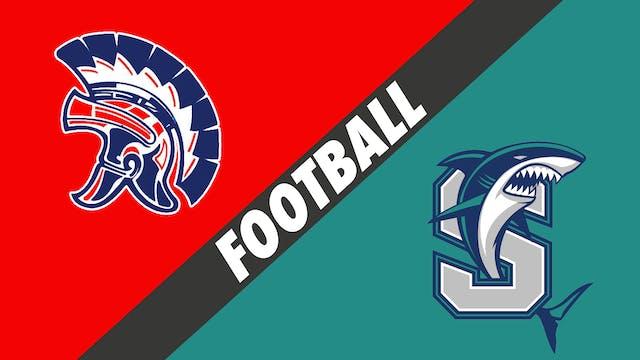 Football: Comeaux vs Southside