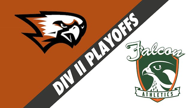 Div II Volleyball Playoffs: Northwood...