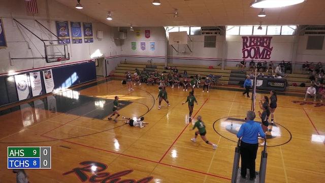 Varsity Volleyball: Acadiana vs Teurlings