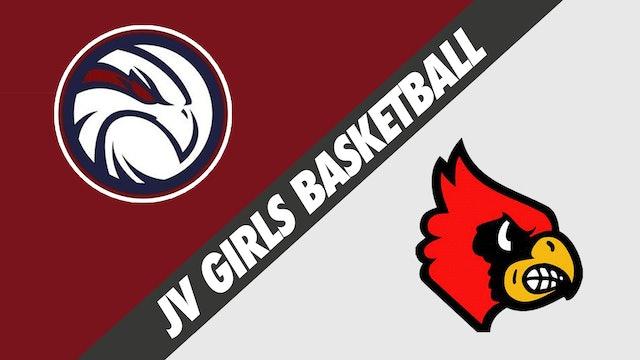 JV Girls Basketball: Hannan vs Sacred Heart