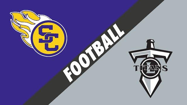 Football: St. Charles vs Lakeshore