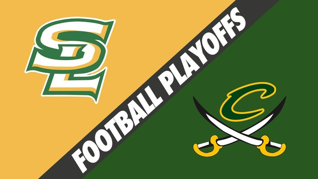 Shreveport Football Playoffs: Southern Lab vs Calvary Baptist