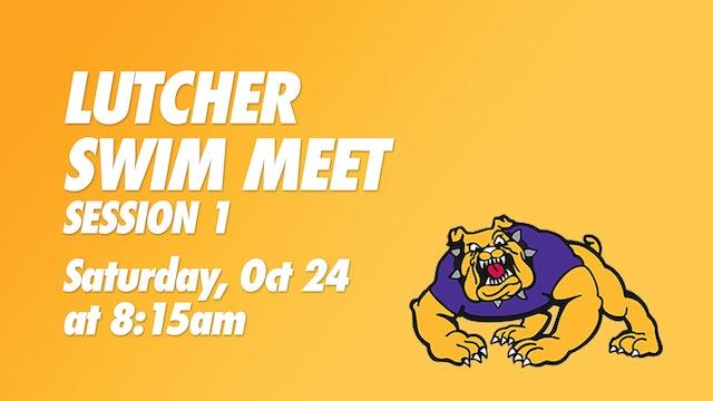 Lutcher Swim Meet- Session 1