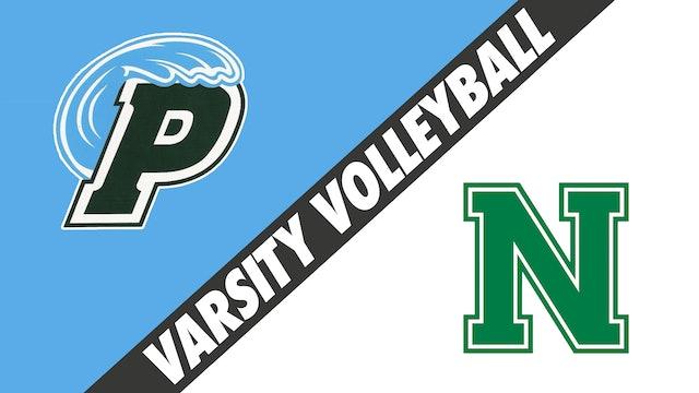 Varsity Volleyball: Pontchatoula vs Newman