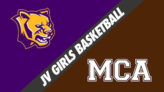 JV Girls Basketball: Karr vs Mt. Carmel